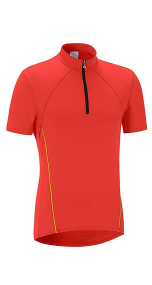 Gonso Abbas Koszulka kolarska czerwony